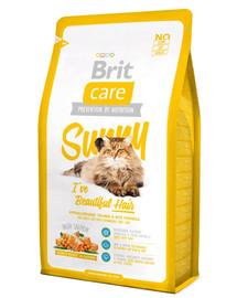 BRIT Care Cat Sunny I've Beautiful Hair 400 g