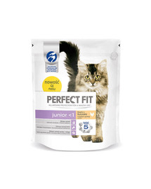 PERFECT FIT Junior (<1lat) Bogaty w Kurczaka 750g