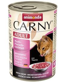 ANIMONDA Carny mäsový koktejl 400 g