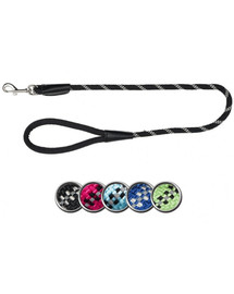 TRIXIE Vodítko Športy Rope S-M: 1.00 m / 8 mm zelené