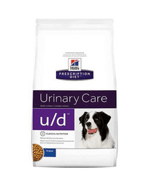 HILL'S Prescription Diet u / d Canine 12 kg