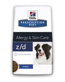 HILL'S Prescription Diet Canine Allegry & Skin Care z/d 3 kg