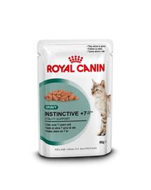ROYAL CANIN Instinctive +7 v omáčke 12 x 85 g