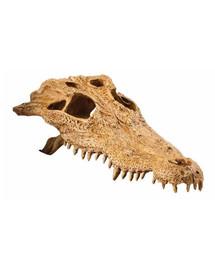 ExoTerra Úkryt lebka krokodíla