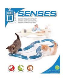 CATIT Zábavný okruh Design Senses Super Roller Circuit