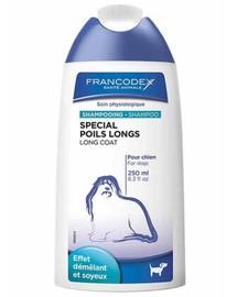 FRANCODEX Šampón na dlhú srsť 250 ml