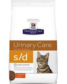 HILL'S Prescription Diet s / d Feline 5 kg
