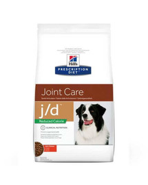 HILL'S Prescription Diet Canine j / d Reduced Calorie 4 kg