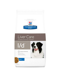HILL'S Prescription Diet l / d Canine 12 kg