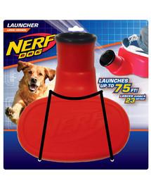 NERF Vystrelovač loptičiek červený