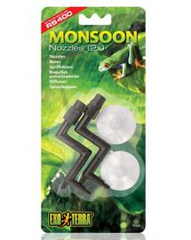 ExoTerra Trysky do zavlhčovacího systému Monsoon 2ks