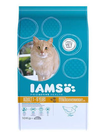 IAMS Adult Weight Control All Breeds Chicken 10 kg