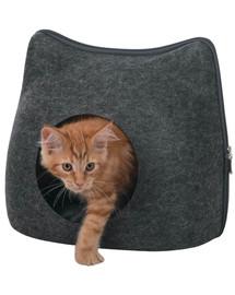 TRIXIE Pelech Cat, filc, 38 × 35 × 37 cm