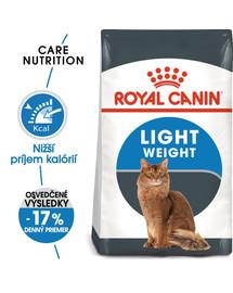 ROYAL CANIN Light Weight Care diétne 10kg granule pre mačky