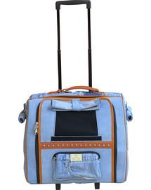 DOGGY DOLLY Rifľová taška na kolieskach, 30x44x40 cm