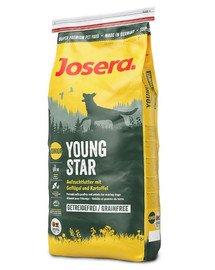 Josera Dog Junior YoungStar 15kg Grainfree