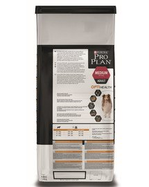 PURINA PRO PLAN MEDIUM ADULT 14kg