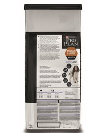 PURINA pre PLAN MEDIUM LARGE ADULT 7+ 14kg
