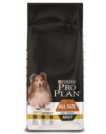 PURINA pre PLAN ALL SIZE ADULT Light / Sterilised 14kg