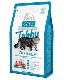 BRIT Care Tobby Adult I'm a Large Cat 7kg