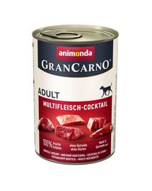 Animonda Grancarno Adult Multimäsový koktail 400 g