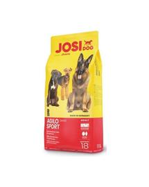 JOSERA JosiDog Agilo Sport Adult 18 kg