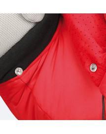 TRIXIE Palermo zimná vesta s 36 cm červená