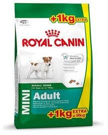 ROYAL CANIN Mini adult 8 + 1 kg gratis