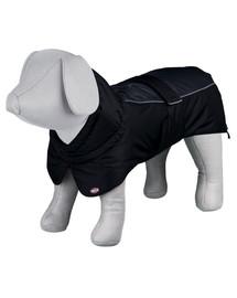 TRIXIE Zimná bunda Prime , M: 45 cm, čierno/šedá