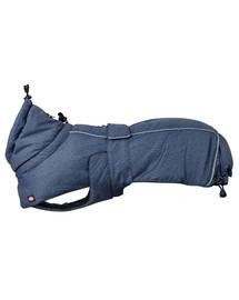 TRIXIE Zimná bunda Prime, modrá, S: 40 cm