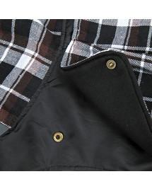 TRIXIE Bunda Paris čierna XL 70 cm