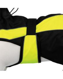 TRIXIE Vesta pre psov safety. xs: 30 cm. čierno / žltý