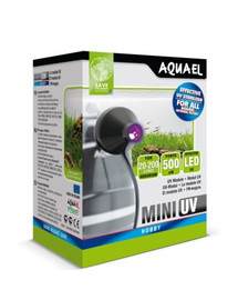 AQUAEL Sterilizátor mini uv