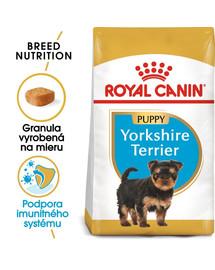 ROYAL CANIN Yorkshire Puppy 0.5 kg granule pre šteňa jorkšíra