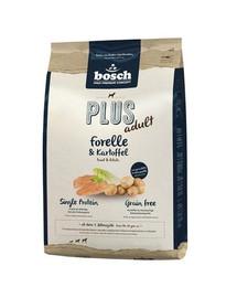 BOSCH Plus Pstruh + zemiaky 1 kg