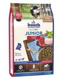 BOSCH Junior Lamb & Rice 3 kg