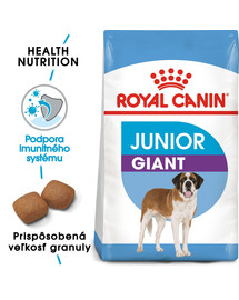 ROYAL CANIN Giant Junior 15 kg granule pre obrie šteňatá