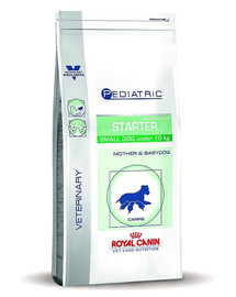 ROYAL CANIN VCN starter small dog - 1.5 kg