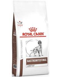 ROYAL CANIN Dog gastro intestinal low fat 6 kg