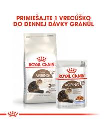 ROYAL CANIN Ageing 12+ granule pre staré mačky 400g