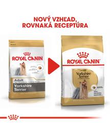 ROYAL CANIN Yorkshire Adult 1.5 kg granule pre dospelého jorkšírskeho teriéra