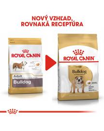 ROYAL CANIN Bulldog Adul 12kg granule pre dospelého buldoga