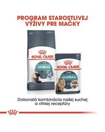 ROYAL CANIN Hairball Care 10kg granule pre mačky pre správne vylučovanie