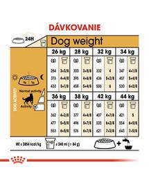 ROYAL CANIN German Shepherd Adult 3 kg granule pre dospelého nemeckého ovčiaka