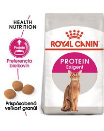 ROYAL CANIN Protein Exigent 10kg granule pre maškrtné mačky