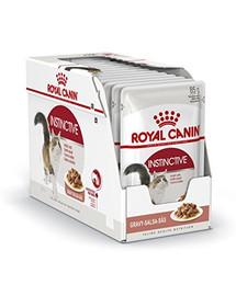 ROYAL CANIN Instinctive Jelly 85 g v želé