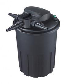 AQUA NOVA tlakový filter, system BACKFLUSH-samočistiaci, UV 24W, 15000L