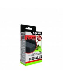 AQUAEL Filtračná vata Pat Mini Carbomax (2ks)