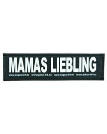 TRIXIE Julius-K9 velcro samolepky. s. mamas liebling