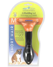 FURMINATOR Pre krátkosrstých psov - medium